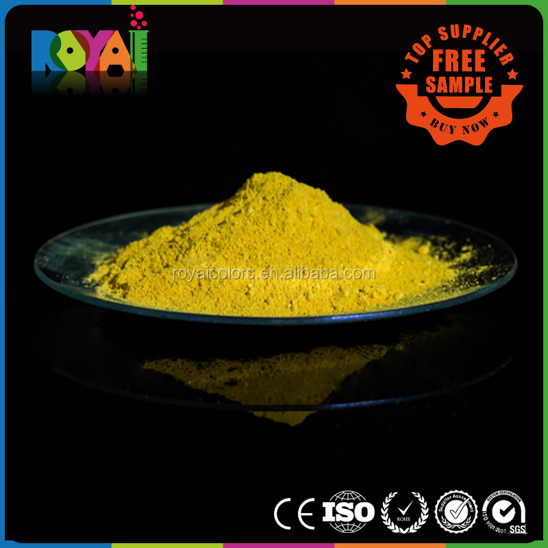 Royai Colors Thermochromic pigments,change color with temperature ,Color change pigment