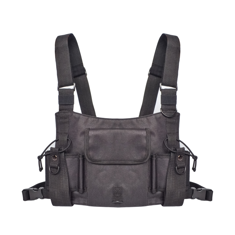 Tactical Universal Radio harness chest Rig