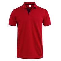 wholesale custom design polyester sublimation dry fit golf polo shirt for men