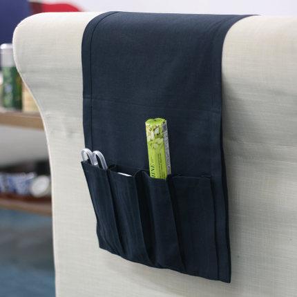 Remote Control Organiser Holder Storage Pouch Arm Chair