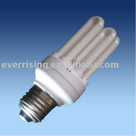 11W/15W/20W T2 6U cfl Energy saving lamp