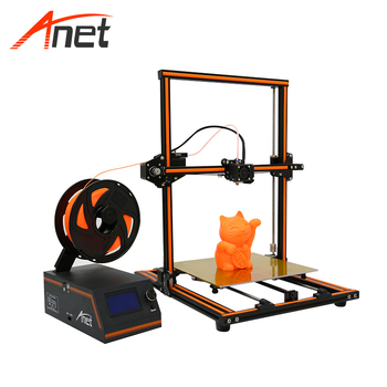 ANET digital high quality 3d printer single extruder fdm high precision 3d drucker for sale