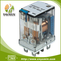 Manufacturer High quality 10A PCB Relay & Socket ,Electric Relay /Power Relay Electrical Supplies