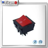 Titanr rocker switch labels