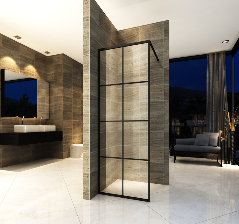 Großhandel badezimmer begehbare dusche Kaufen Sie die besten ...