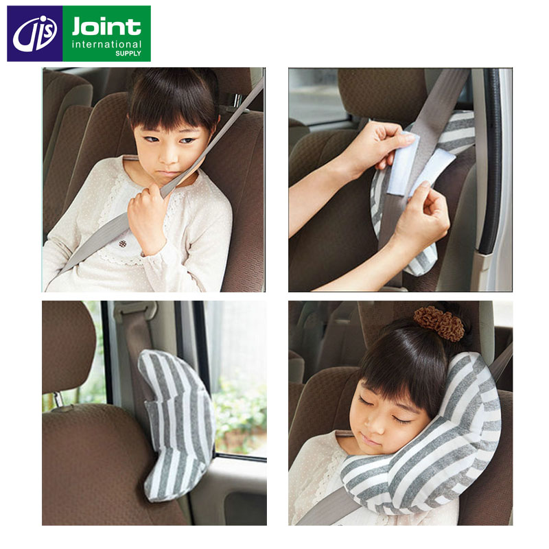 Removable Vehicle seatbelt neck pillow seatbelt pads