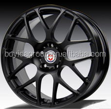 HRE P40 16 inch to 20 inch Hyper black HRE wheel for sale