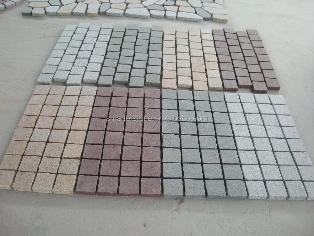 Cobblestone Paver Mats Cheap Driveway Paving Stone Granite