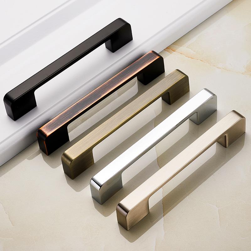 Brushed Cabinet Hardware Pulls Modern
