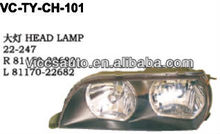 Head Lamp For Toyota Chaser 96-01