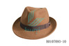 Austiralia wool mens fedora hats with band