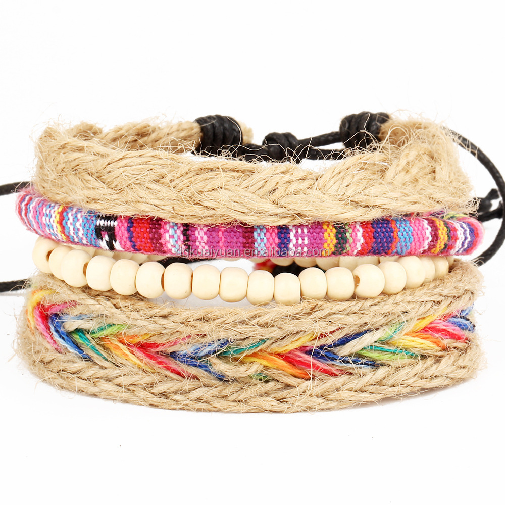 products band plait bracelelt friendship jewellery bands ishka set costume of