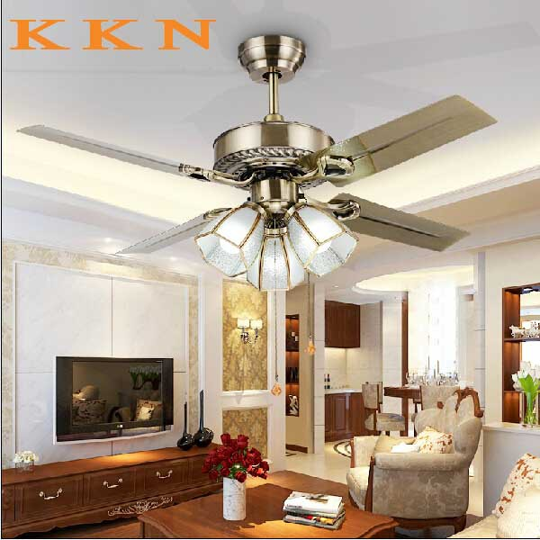 Ceiling Fans With Lights For Living Room: Ceiling Fan For Living Room, Dinning Room, Ceiling Fans