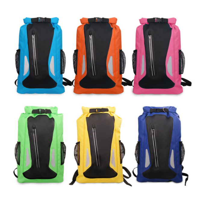 Outdoor sports diving mountaineering waterproof foldable backpack