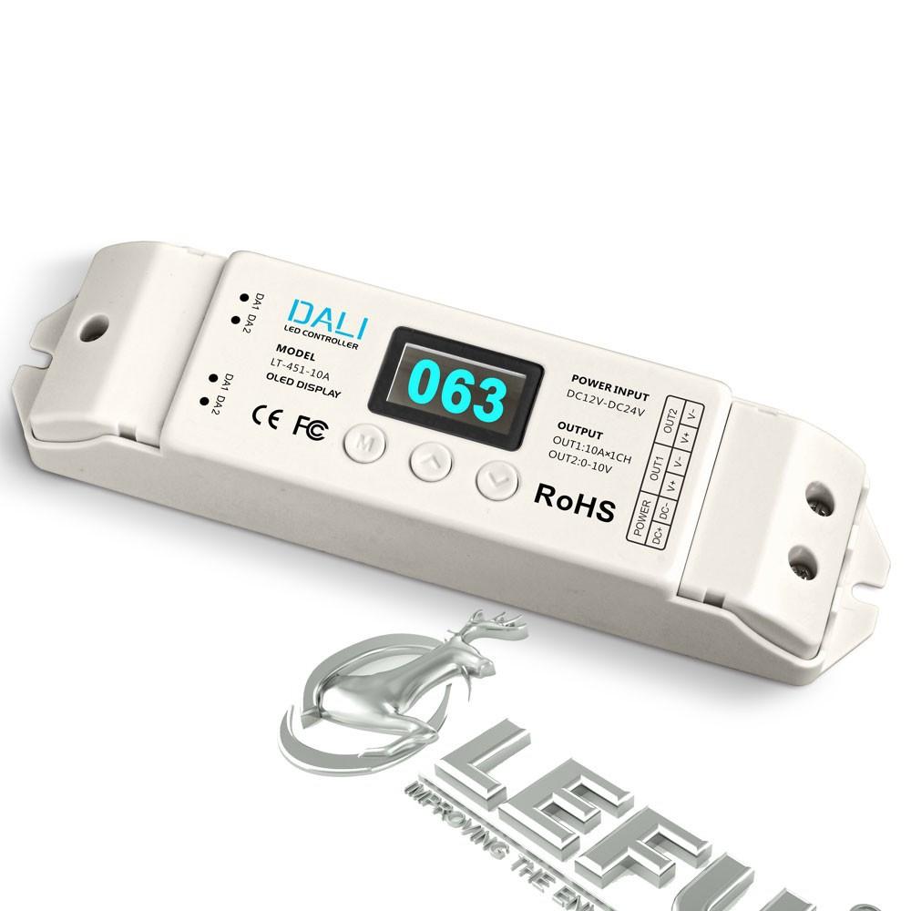 Dc12v~dc24v,10a,0-10v,Constant Voltage Led Dali Dimming Driver ...