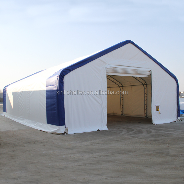 10m span steel frame warehouse tent for sale