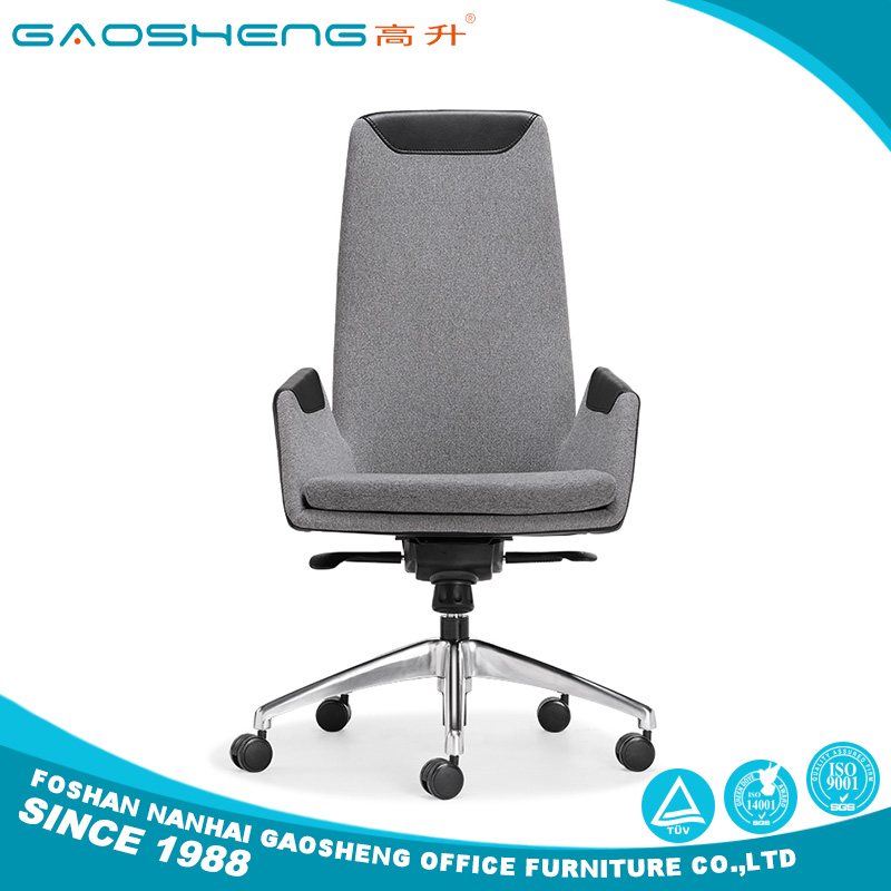 China gold supplier comfortable ISO13485 certificate office chair executive