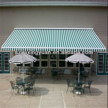 Manual Retractable Used Aluminum Awnings For Sale - Buy ...