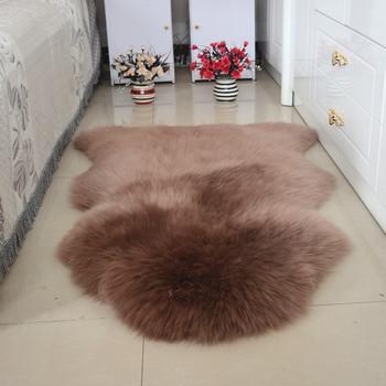 Natural Color Long Hair 100 Real Fur