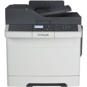 Lexmark International, Inc - Lexmark Cx310n Laser Multifunction Printer - Color - Plain Paper Print - Desktop - Copier/Printer/Scanner - 25 Ppm Mono/25 Ppm Color Print - 1200 X 1200 Dpi Print - 25 Cpm Mono/25 Cpm Color Copy Lcd - 1200 Dpi Optical Scan - 250 Sheets Input - Gigabit Ethernet - Usb