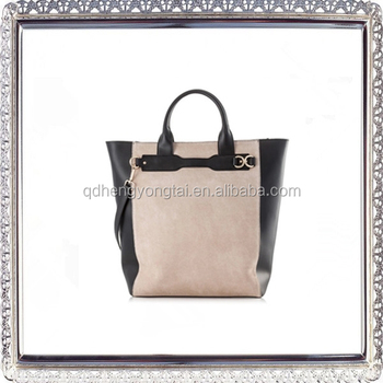 Europe Brand Genuine Leather Handbags Brands China Italian Shoes And Bag Set