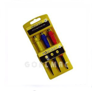 carbide round stone chisel & punch set