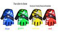 Sun protection sport hand gloves for biker