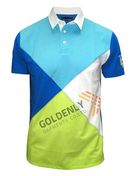 6dd49fc2 High quality design Color combination Polo T shirts from Garment factory in  China