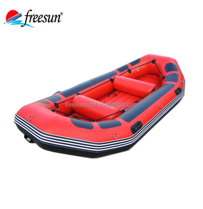 Made in China Rubber Rafts Whitewater raft Inflatable Fishing Raft for sale