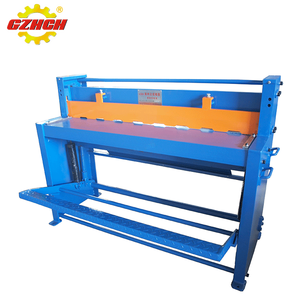 Treadle shearing Machine, pedal shearing machine, plate cutting machine