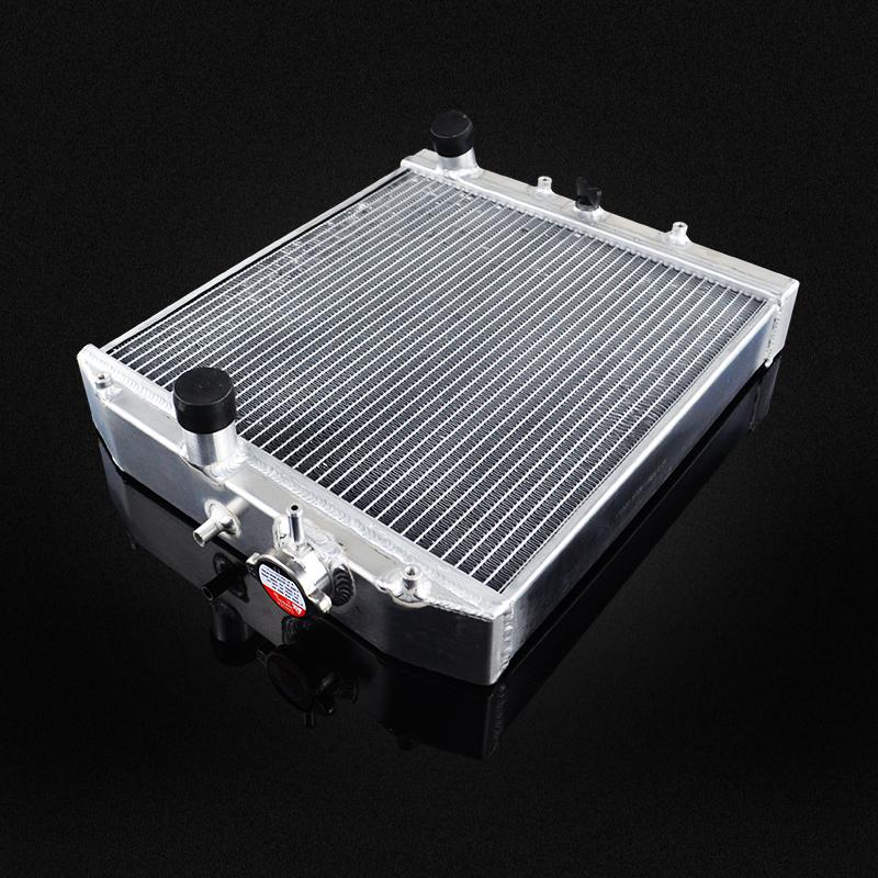 Radiateur de course pour Civic 92-00 EK EG D15 D16 SOHC DEL SOL