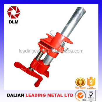 Oem Pipe Clamp Of Woodworking Clamp Fixing For Tube Clamp Adjustable Screw Bolt Grip F Clamp Ductile Iron Fixing Screw F Clamp Buy F Clamp Wood Working Universal Clamp Bar Clamp Oem Pipe Clamp Of Woodworking