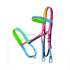 Cob Fancy PVC waterproof Horse Bridle