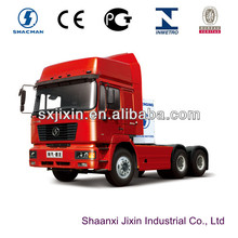 shacman man axle CNG tractor truck head price