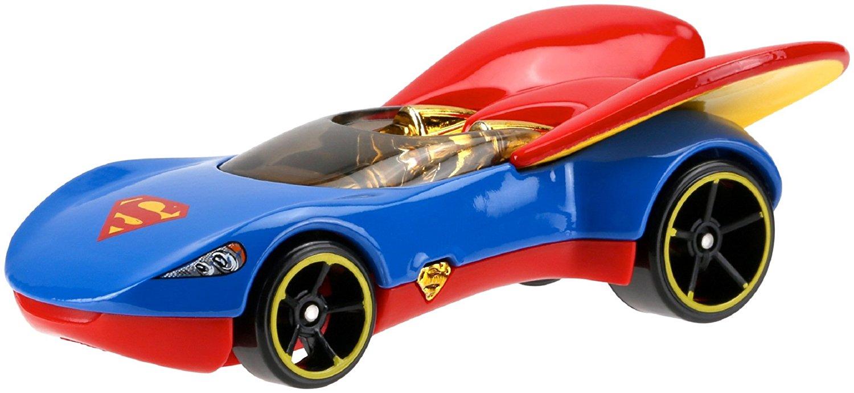 Hot Wheels DC Comics Superhero Girls Supergirl Vehicle
