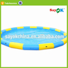 inflatable pool rental inflatable small pool water slide for sale