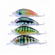 Wholesale a variety of colors Combo Squid Skirt Lure Trolling Bait Fishing Lures