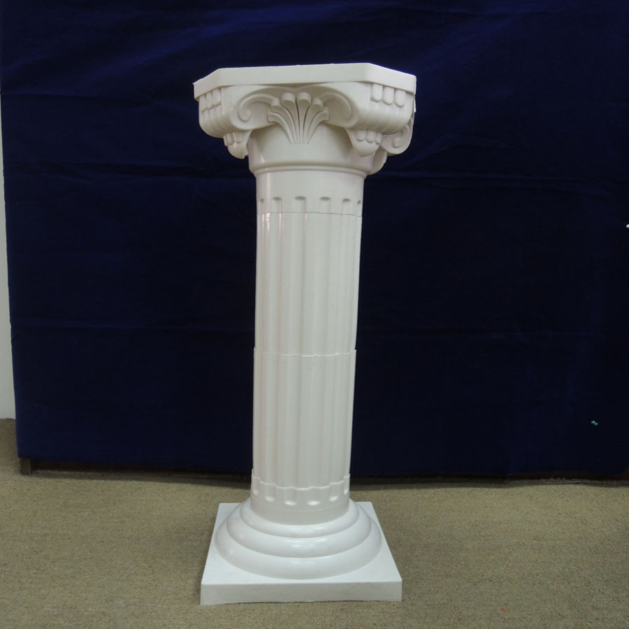 Decorative Garden/wedding Plastic Pillars Columns For Sale