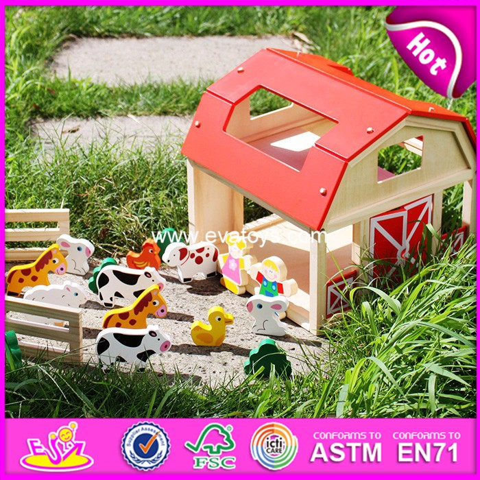 2019 New fashion wooden toy animal,most popular wooden animal toy,hot sale wooden toy animal W13A111