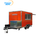 Food Truck Mobile Snack Machines Used Mobile Food Carts