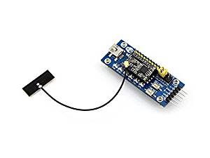 Angelelec DIY Open Sources Sensors, Wifi-LPT100 Eval Kit, Wifi Module Evaluation Kit Consists of Wifi Module Wifi-LPT100, and Mother Board Wifi400, Also Work as a USB to Uart Module by Configuration