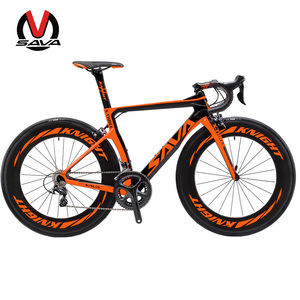 High Quality 3 Years Warranty Double V Brake Carbon Fiber Road Bicycle Bike Carbon Frame Road