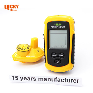 Good quality with reasonable price electronic sonar fish finder