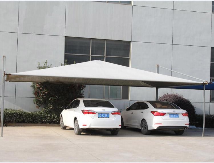 Waterproof Used Carports For Sale Retractable Garage Car ...