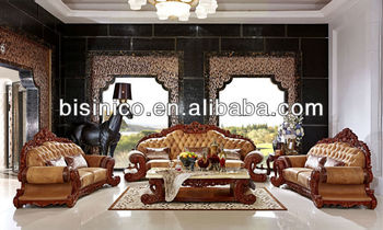 classical living room furniture. American Style New Classical Living Room Furniture Set - Genuine Leather  Sofa Set, Marble Top Classical Living Room Furniture