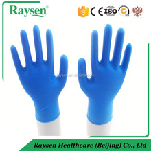 Nitrile powder free medical gloves examination nitrile gloves