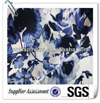 Digital Printed Cotton Fabric For Clothing China Textile Printing ...
