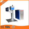 30w plastic bottle / Wood / cloth / cable Co2 lasermarking machines for production line with CE