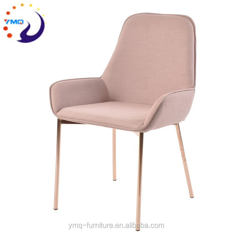 Chinese home made wholesale supplier modern chair  velvet chair
