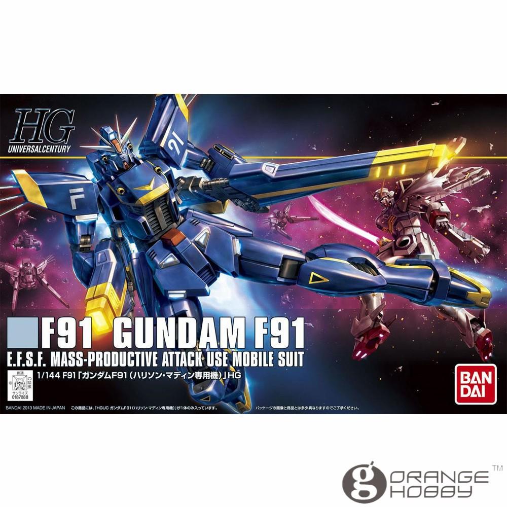 Mobile Suit Code:F91 Harrison's Gundam